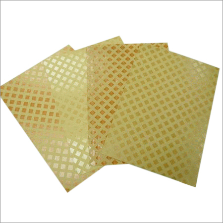 Diamond Dotted Insulation Paper