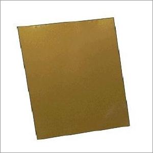 Metal Sheet (Golden)