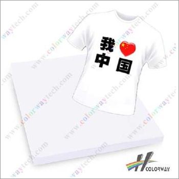 Sublimation Transfer Paper (Cold Peel)