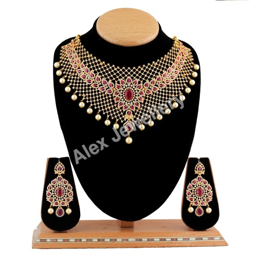 AD Designer Necklace Set