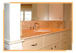 Granite Bathroom Top