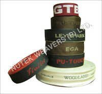 Sterling Name Tape