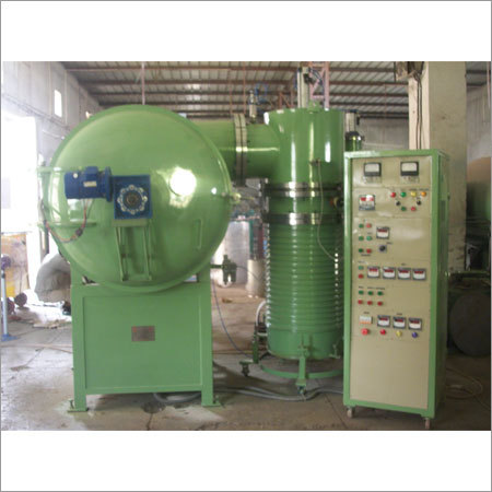 High Vacuum Metallising Plant