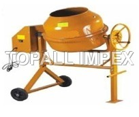 Concrete Mixer Mini