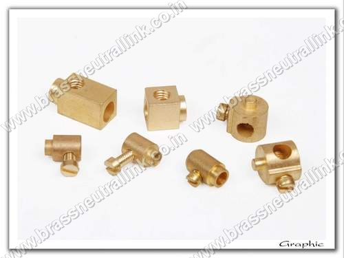 Brass Terminal for Switches