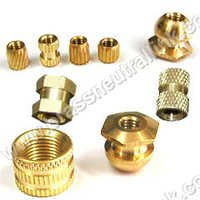 Brass Threaded Insert
