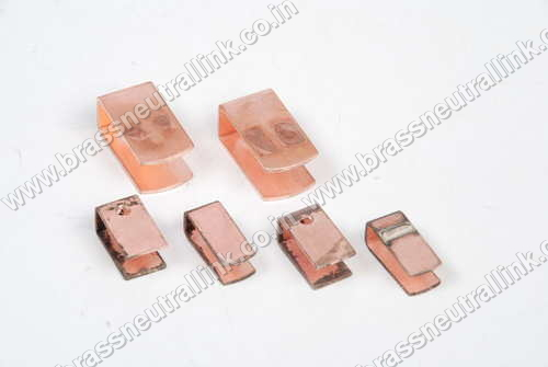 Copper Sheet Cutting Parts