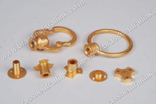Brass Decoravtive Parts
