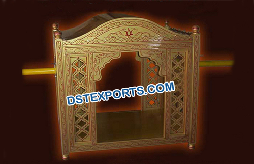 Indian Wedding Golden Dolis