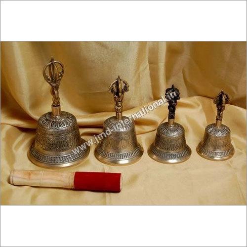 Tibetan Om Bells