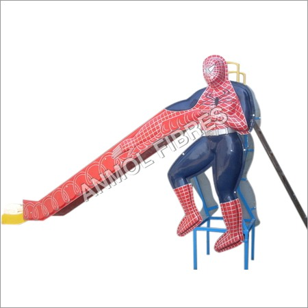 Spider Man Slide
