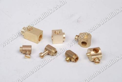 Brass Toggle Component