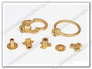 Brass Forged Items