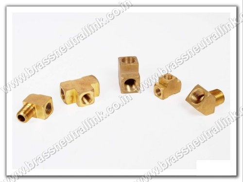 Brass Precision Sanitary Fittings