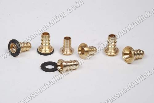 Brass Sanitary Parts Nipple