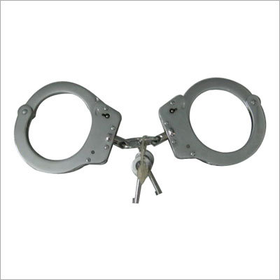 Police And Military Handcuffs