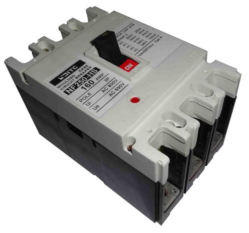 High volt circuit breaker