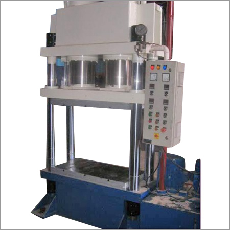 Hydraulic Bullet Proof Moulding Press