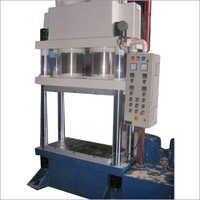 Hydraulic Bullet Proof Moulding Press