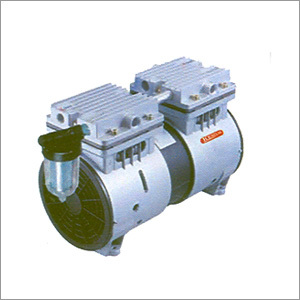 Piston Dry Vacuum Pumps