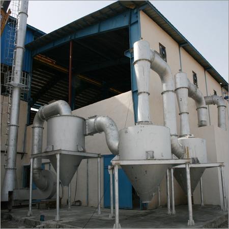 Phosphate Plant