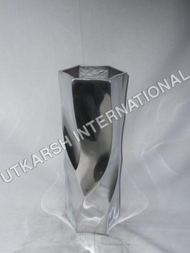 Fancy Aluminium Flower Vases