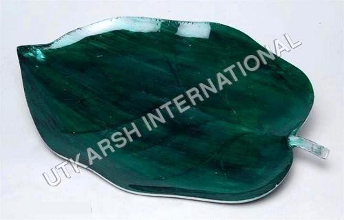 Aluminium Dish Leaf Shape