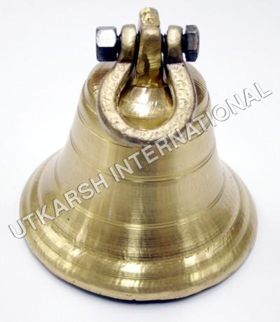 Temple Brass Bell