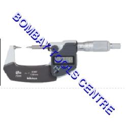 Point Micrometers - Series 342, 142, 112