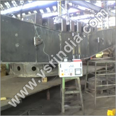Vibratory Stress Relieving Heavy Fabrication Services