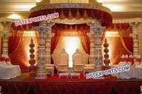 New Design Wedding Devdas Mandap