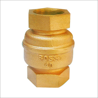 IBR Bronze Check Valve