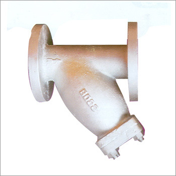 Cast Steel Strainer Valve