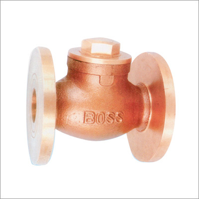 Industrial Bronze Check Valve