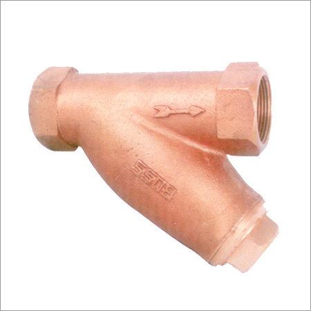 Bronze Strainer Valves