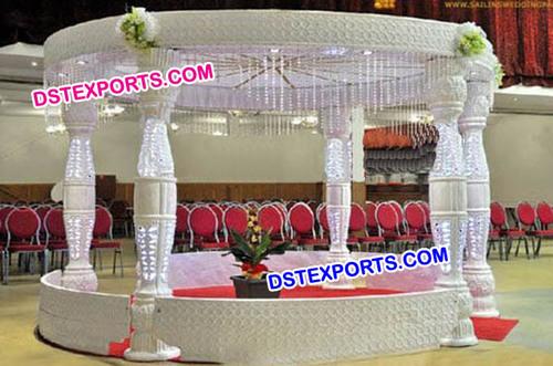 Bihari Wedding Bottle Mandap