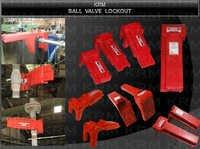 Ball Valve Lockouts