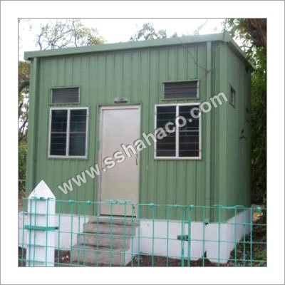 MS Prefabricated House