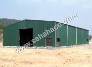 Metal Commercial Buildings