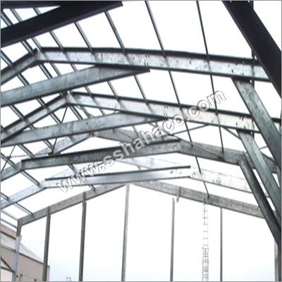 Pre Engineered Steel Structures