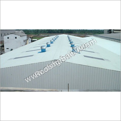 Rotary Ventilator Roofing Solution