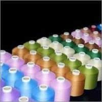 Raw White & Dyed Texturise Yarn