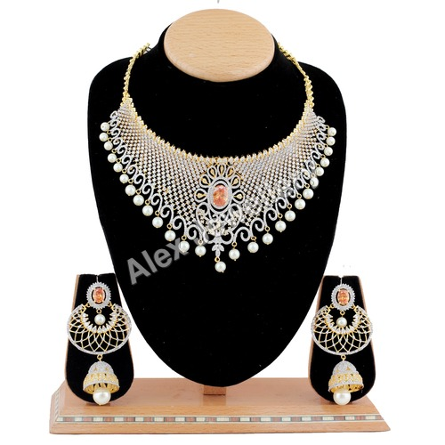 A.D.Necklace Set .