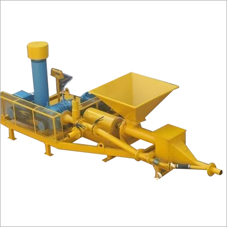 Cement Feeding System for Construction Industry
