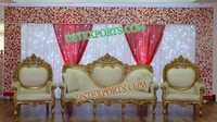 Latest Indian Vivah Stage Set