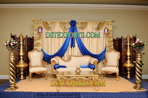 Muslim Wedding Stage Set