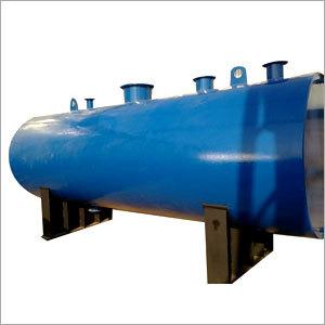 Feed Water Storage Tanks