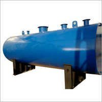 Feed Water Storage Tanks