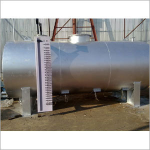 Diesel Oil Storage Tanks