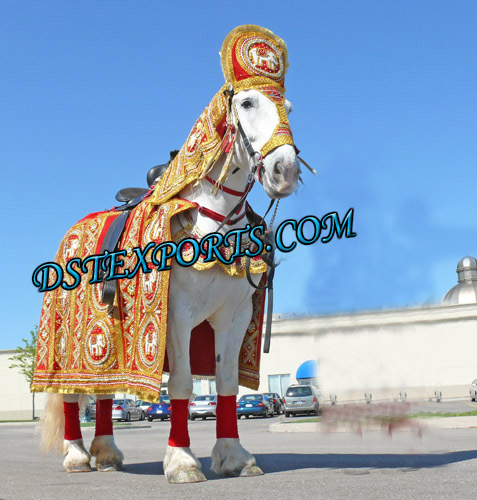 Indian Wedding Ghodi Costumes